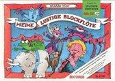Meine lustige Blockflöte Band 1 & CD (deutsche G.)