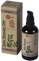 Baby massageolie bio