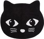 Tapijt kat , black cat sass&belle