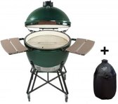 Big Green Egg Extra Large Houtskoolbarbecue Compleet