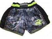 Booster Short TBT Pro 4.21 Camouflage/Groen Large