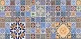 Fotobehang Pattern Abstract Vintage | XXXL - 416cm x 254cm | 130g/m2 Vlies