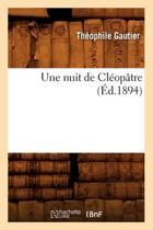 Une Nuit de Cl op tre ( d.1894)