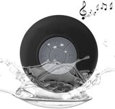 Bluetooth Waterpoof Douche speaker - Mp3 - Muziek - Afspelen - onder de Douche - Zwart