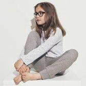 Name it Unisex Pyjamaset - Grey.M. - Maat 98
