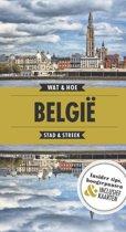 Wat & Hoe Reisgids - België