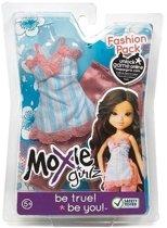 Moxie Girlz Fashion Pack Babydoll blauw roze