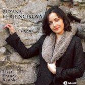 Organ Works of Liszt, Franck & Reubke