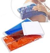 Hot / Cold Gelpack - 2x Pack - Icepack Instant CoolPack Koud - Hotpack Warm Heatpack
