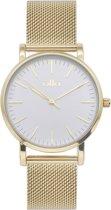 IKKI JAMY JM04 Horloge - Goud/Zilver