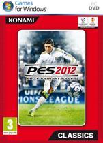 Pro Evolution Soccer 2012 - Windows