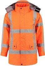 Tricorp Parka RWS - Workwear - 403005 - fluor oranje - Maat 4XL