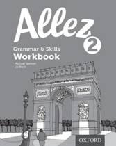 Allez Grammar & Skills Workbook 2 (8 pack)