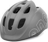 Bobike ONE - Kinderhelm - Maat S (52-56 cm) - Urban Grey