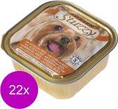 Mister Stuzzy Dog Paté 150 g - Hondenvoer - 22 x Lam&Rijst