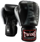 Twins (kick)bokshandschoenen BGVL8 Zwart 16oz
