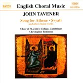 Tavener:Song For Athene.Svyati