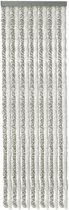 Arisol - Vliegengordijn - 56x185 cm - Grijs/Wit Melange