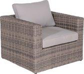 Garden Impressions - Silverbird - lounge fauteuil - new kubu/sand