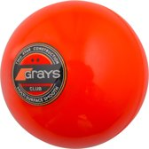 Grays Club Hockeybal - Ballen  - oranje - ONE