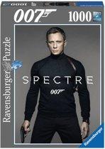 Ravensburger James Bond 007 Spectre - Puzzel van 1000 stukjes