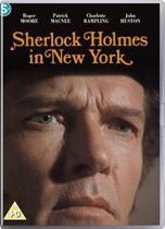 Sherlock Holmes In New York (import) (dvd)