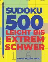 Sudoku 500 Leicht Bis Extrem Schwer: Denkspiele F�r erwachsene - Logikspiele F�r Erwachsene