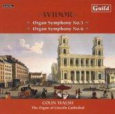 Colin Walsh - Orgelsinfonien 5+6