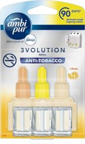 Ambi Pur Electric luchtverfrisser Navulling 3volution - Anti-Tabacco 20 ml