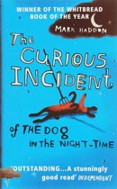 Omslag van 'The Curious Incident of the Dog in the Night-Time'