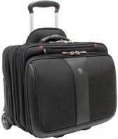 Wenger Patriot Laptop Trolley - tot 17 inch
