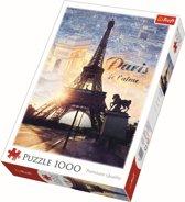 Parijs in de ochtend, 1000 stukjes Puzzel