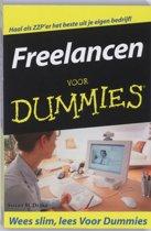 Freelancen voor dummies