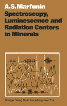 Spectroscopy, Luminescence and Radiation Centers in Minerals