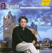 Haydn: Symphonies No.99+100