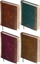 D1121-P Dreamnotes notitieboek royaal 14 x 10 cm voordeelverpakking