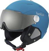 Bollé Backline visor - Skihelm - Unisex - Blauw - Maat 59-61