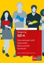 Educatieve wettenverzameling - Wetgeving SJD-A set van 2