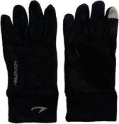 Avento - Sporthandschoenen - Met Touchscreen Tip - S/M - Zwart