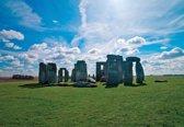Fotobehang Stonehenge Natur | L - 152.5cm x 104cm | 130g/m2 Vlies