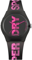 Superdry urban SYL189BP Vrouwen Quartz horloge