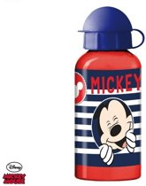 Mickey aluminium drinkfles