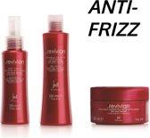 REVIVLAN Smoothing Anti-Frizz 3 Product Set