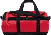The North Face Base Camp Duffel Reistas M - 69 L - TNF Red / TNF Black - vernieuwd model