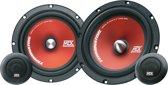MTX Audio TR65S autospeakers - 16,5cm composet - 2 weg - 260 Watt
