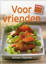 Mini kookboekjes - Voor vrienden