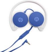 HP H2800 Stereofonisch Hoofdband Blauw hoofdtelefoon