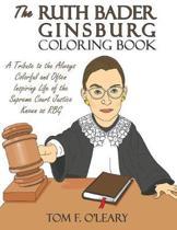 The Ruth Bader Ginsburg Coloring Book
