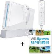 Refurbished Nintendo Wii (Wit) + Wii Sports