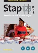 Stap 1/2/3-Nederlands voor anderstaligen - Nieuw
